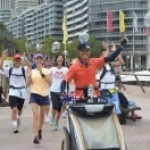 日本人男性がランニングでオーストラリア横断に成功!!