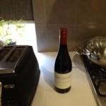 今夜はフレンチワイン♡