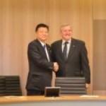 新藤総務相、豪閣僚を訪問 情報通信技術で協力体制