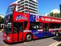 HOP-ON HOP-OFFバスでたまには旅行気分を味わっちゃおう♪