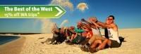 西オーストラリアのエクスマウス行きのツアーが20%オフの大特価!