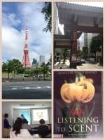 東京で開催された、英国IFAアロマ協会のワークショップに参加して来ました!