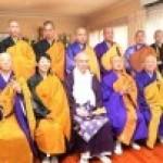 青山寺が本堂の完成に伴う落慶式を開催