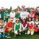 12月5日ウェイクハーストゴルフクラブにてクリスマスコンペを開催しました