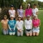 ワリンガゴルフクラブにて2月月例会を開催
