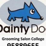 Dainty Dog スクールでの様子です