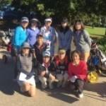 日本人会婦人ゴルフ5月例会報告