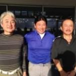 5月17日 スプリングス・ゴルフ・クラブで5月度月例会開催