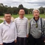 6月21日 パンサーズ・ワラシア・ゴルフクラブで6月度月例会を開催
