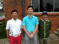 10月18日(日)リッチモンド・ゴルフクラブで、10月度月例会を開催