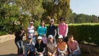 ワリンガゴルフクラブにて10月月例会を開催