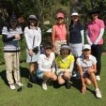ワリンガゴルフクラブにて11月月例会を開催
