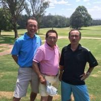 12月日本人会ゴルフ部の月例会(Penrithゴルフ場)
