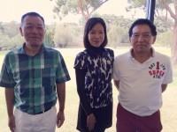 シドニー近郊のCarnarvon Golf Clubにて5月度月例会を開催しました!