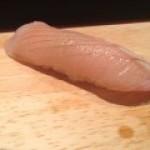 ぶり(King Fish)の 腹身が 旨い!