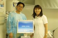 日本との親交も厚い歯科医師、ドクター・キムなら日本帰国後の治療も安心!