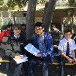 日本語教師アシスタントって楽しい♪♪♪