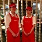 日本でおなじみの「ほっともっと」オーストラリア1号店のオープンイベントが開催