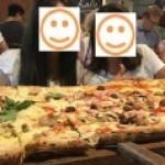 1mの特大ピザ!サリーヒルズのイタリアン「Via Napoli Pizzeria」