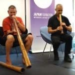 日豪の民族楽器で語り合う異文化音楽交流イベント・シリーズ「Echoes」が開催中