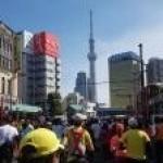 東京マラソン2017完走しました!