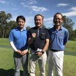 2017年4月日本人会ゴルフ部月例会を開催しました