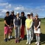 日本人会婦人ゴルフ部の4月月例会を行いました