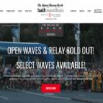 約3か月ぶりのレースに挑みます!Sydney Morning Herald Half Marathon 2017