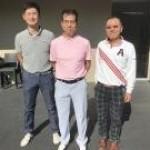 2017年5月日本人会ゴルフ部月例会を開催しました