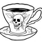 ★今週水曜10:30から死と生を語り合うデスカフェです
