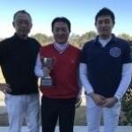 日本人会ゴルフ部7月度例会を行いました