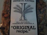 オーストラリアのおいしいグラノーラ