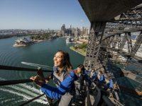 ハーバー・ブリッジを登ってシドニー湾のクルーズを無料で楽しもう!●ナビツアー●