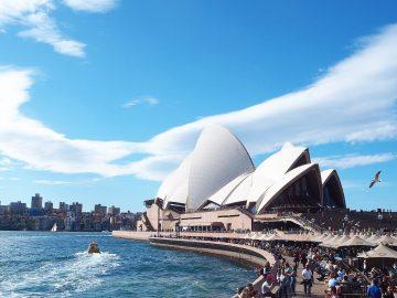インスタグラムで一番人気!シドニー写真スポットとは?