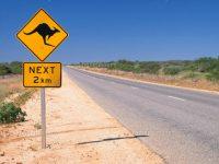 オーストラリアの道路標識(初級編)