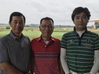 日本人会ゴルフ部10月度例会を開催しました