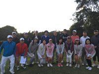 第2回総領事館杯日本人会婦人ゴルフ部・ゴルフ部合同コンペ開催