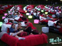 10月〜12月のシドニーイベント/屋外でベッドに寝そべりながら映画を楽しもう!