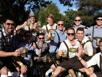 10月のシドニーイベント/ドイツのビール祭り!「オクトーバーフェスト」