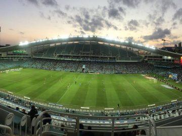 シドニー中心地を本拠地にするサッカークラブ、Sydney FC
