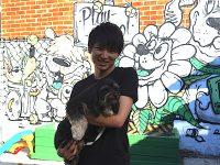 「ワンコの保育園」犬のデイケア/中谷雄介さん(23歳)