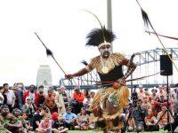 11月のシドニーイベント/オーストラリア先住民族の文化を祝う「ホームグラウンド」
