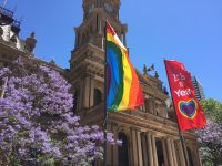 オーストラリアが虹色に染まった日