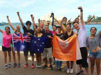 【学校訪問】タウンホール駅上!多国籍で人気の ILSC Sydneyへ行ってきた!