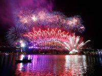 12月のシドニーイベント/花火と共に迎える新年のスタート