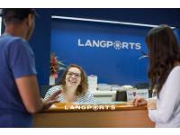 【学校紹介:Langports】生徒満足度5年連続1位、英語の強みと弱みをレベル別に強化するオリジナルプログラムを持つ語学学校!