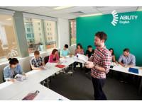 【学校紹介:Ability】アウトプット重視の発音矯正と実践的なレッスン内容で効果的に英語を伸ばすコースで人気の語学学校!