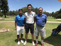 日本人会ゴルフ部1月度例会を開催しました