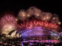 シドニーの年越し花火~そしてロックス観光へ