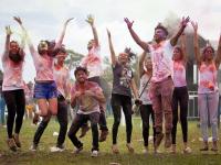 2月のシドニーイベント/世界一カラフルな「ホーリー祭」をシドニーで!